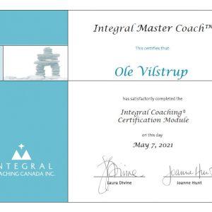 ICCP2.0 MCM Certificate_Ole Vilstrup